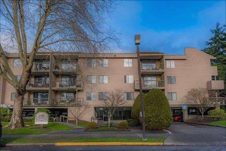 R2260792 - 205 8400 LANSDOWNE ROAD, Brighouse, Richmond, BC - Apartment Unit