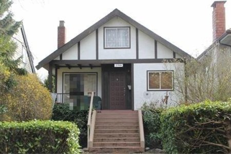 R2260843 - 2764 W 14TH AVENUE, Kitsilano, Vancouver, BC - House/Single Family