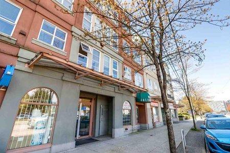 R2261107 - W312 488 E KINGSWAY, Mount Pleasant VE, Vancouver, BC - Apartment Unit