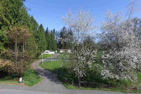 R2261124 - 26251 62 AVENUE, County Line Glen Valley, Langley, BC - House with Acreage