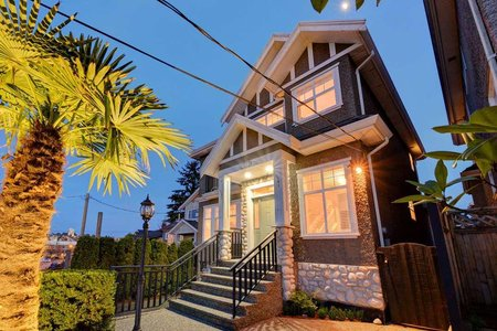 R2261192 - 2808 WALL STREET, Hastings East, Vancouver, BC - House/Single Family
