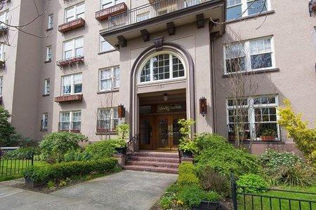 R2261291 - 46 1101 NICOLA STREET, West End VW, Vancouver, BC - Apartment Unit