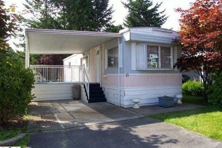 R2261406 - 13 8560 156 STREET, Fleetwood Tynehead, Surrey, BC - Manufactured
