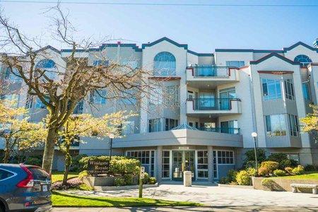 R2261656 - 110 8700 JONES ROAD, Brighouse South, Richmond, BC - Apartment Unit