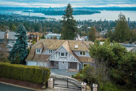 R2261662 - 2342 WESTHILL DRIVE, Westhill, West Vancouver, BC - House/Single Family