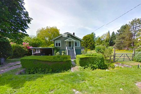 R2261710 - 7083 BALACLAVA STREET, Southlands, Vancouver, BC - House/Single Family