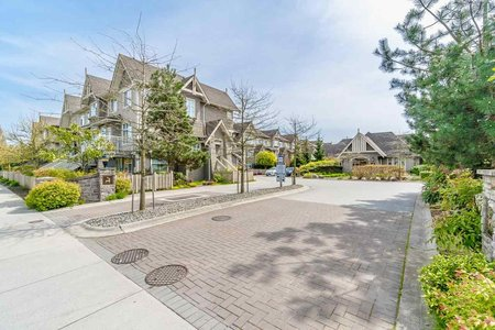 R2261748 - 53 9800 ODLIN ROAD, West Cambie, Richmond, BC - Townhouse