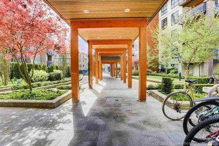 R2261764 - 106 5981 GRAY AVENUE, University VW, Vancouver, BC - Apartment Unit