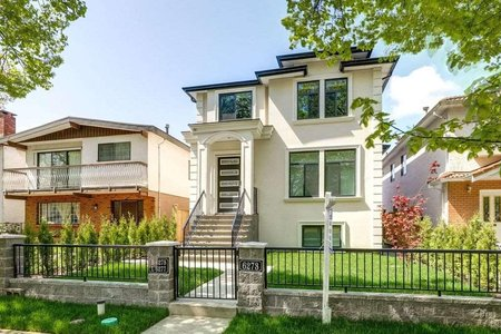 R2261784 - 6273 ST. CATHERINES STREET, Fraser VE, Vancouver, BC - House/Single Family