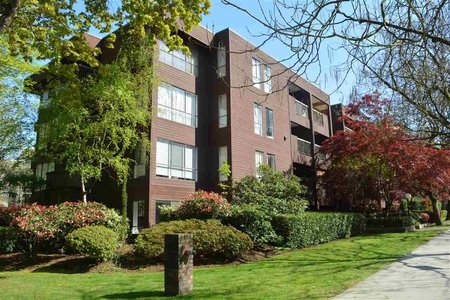 R2261868 - 101 2920 ASH STREET, Fairview VW, Vancouver, BC - Apartment Unit