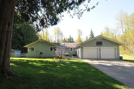 R2261906 - 25036 116 AVENUE, Websters Corners, Maple Ridge, BC - House with Acreage