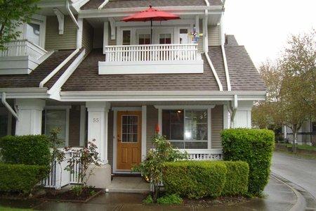 R2261911 - 55 22000 SHARPE AVENUE, Hamilton RI, Richmond, BC - Townhouse