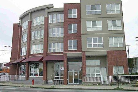 R2261931 - 309 5438 RUPERT STREET, Collingwood VE, Vancouver, BC - Apartment Unit