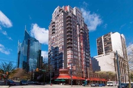 R2262217 - 1101 811 HELMCKEN STREET, Downtown VW, Vancouver, BC - Apartment Unit