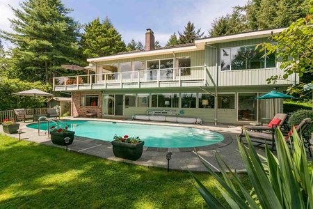 R2262230 - 4712 RUTLAND ROAD, Caulfeild, West Vancouver, BC - House/Single Family