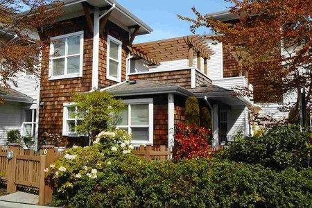 R2262338 - 6 7100 LYNNWOOD DRIVE, Granville, Richmond, BC - Townhouse