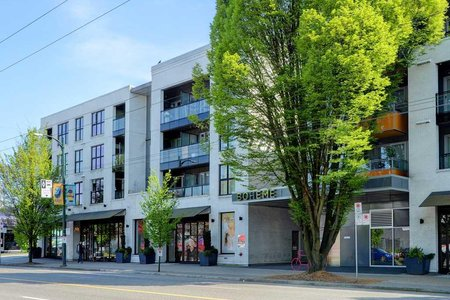 R2262341 - 214 1588 HASTINGS STREET, Hastings East, Vancouver, BC - Apartment Unit
