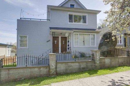R2262562 - 3468 ONTARIO STREET, Main, Vancouver, BC - House/Single Family