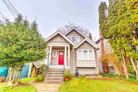 R2262584 - 3381 W 7TH AVENUE, Kitsilano, Vancouver, BC - House/Single Family