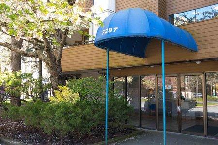 R2262977 - 234 7297 MOFFATT ROAD, Brighouse South, Richmond, BC - Apartment Unit