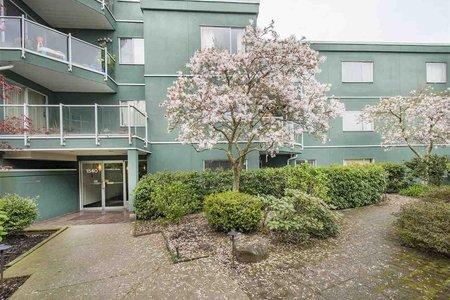 R2263006 - 307 1540 MARINER WALK, False Creek, Vancouver, BC - Apartment Unit