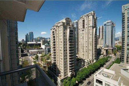 R2263121 - 1603 1010 RICHARDS STREET, Yaletown, Vancouver, BC - Apartment Unit
