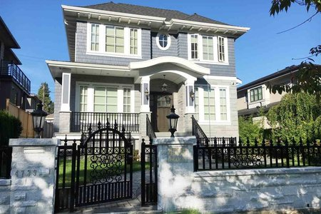 R2263196 - 4735 OSLER STREET, Shaughnessy, Vancouver, BC - House/Single Family