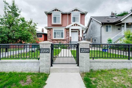 R2263280 - 2208 E 41ST AVENUE, Killarney VE, Vancouver, BC - House/Single Family