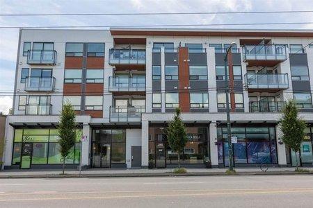 R2263304 - 107 2858 W 4TH AVENUE, Kitsilano, Vancouver, BC - Apartment Unit