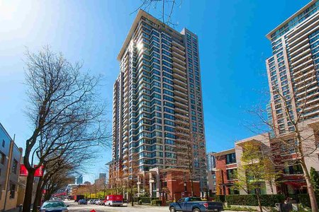 R2263314 - 2503 977 MAINLAND STREET, Yaletown, Vancouver, BC - Apartment Unit