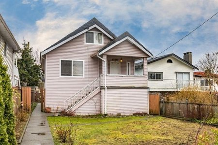 R2263642 - 3580 E 29TH AVENUE, Collingwood VE, Vancouver, BC - House/Single Family