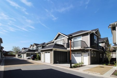 R2263699 - 5 6331 NO. 4 ROAD, McLennan North, Richmond, BC - Townhouse