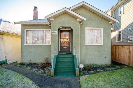 R2263714 - 1930 E 8 AVENUE, Grandview VE, Vancouver, BC - House/Single Family