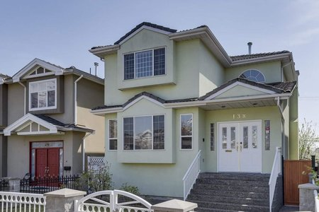 R2263783 - 138 E 51ST AVENUE, South Vancouver, Vancouver, BC - House/Single Family