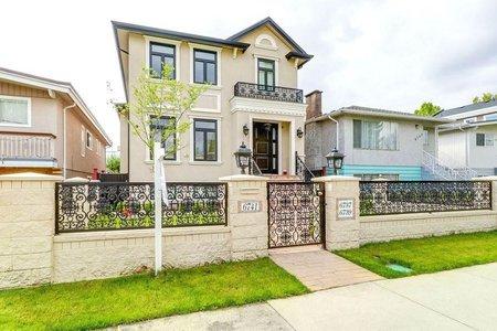 R2263801 - 6741 LANARK STREET, Knight, Vancouver, BC - House/Single Family