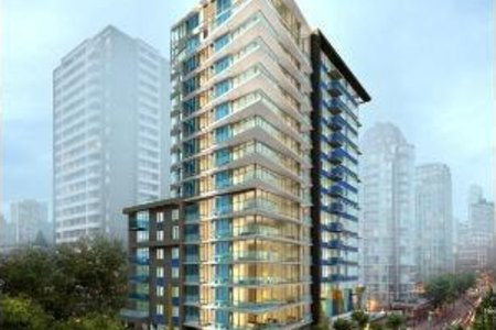 R2263873 - 804 1009 HARWOOD STREET, West End VW, Vancouver, BC - Apartment Unit