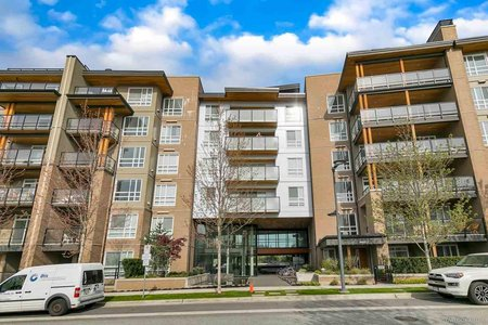 R2263989 - 317 6033 GRAY AVENUE, University VW, Vancouver, BC - Apartment Unit