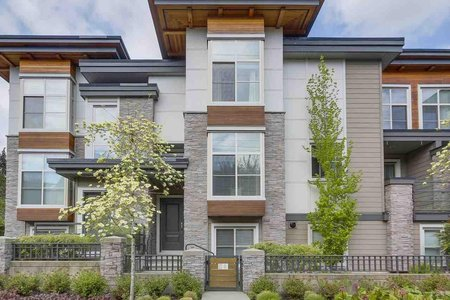 R2264333 - 8 3025 BAIRD ROAD, Lynn Valley, North Vancouver, BC - Townhouse