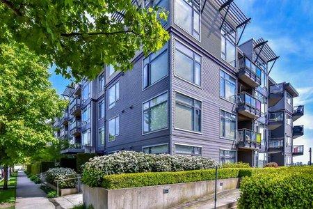 R2264371 - 103 14300 RIVERPORT WAY, East Richmond, Richmond, BC - Apartment Unit