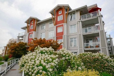 R2264408 - 202 4211 BAYVIEW STREET, Steveston South, Richmond, BC - Apartment Unit