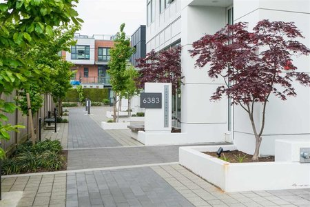 R2264603 - 306 6383 CAMBIE STREET, Oakridge VW, Vancouver, BC - Apartment Unit