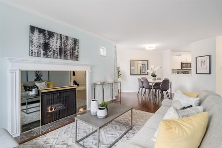 R2265004 - 204 7455 MOFFATT ROAD, Brighouse South, Richmond, BC - Apartment Unit