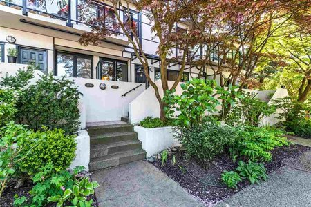 R2265005 - 1272 W 7TH AVENUE, Fairview VW, Vancouver, BC - Townhouse
