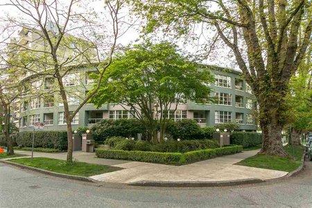 R2265496 - 305 1705 NELSON STREET, West End VW, Vancouver, BC - Apartment Unit