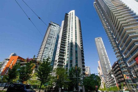 R2265727 - 2409 501 PACIFIC STREET, Downtown VW, Vancouver, BC - Apartment Unit