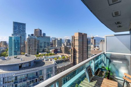 R2265993 - 3110 233 ROBSON STREET, Downtown VW, Vancouver, BC - Apartment Unit