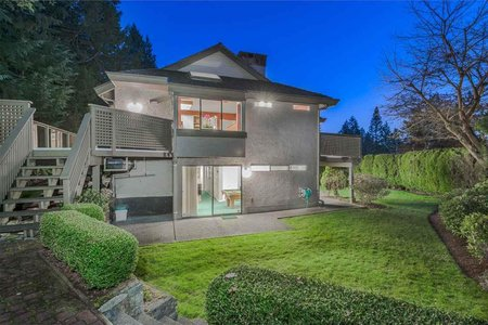 R2266054 - 3932 SHARON PLACE, Sandy Cove, West Vancouver, BC - House/Single Family