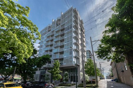 R2266080 - 703 2550 SPRUCE STREET, Fairview VW, Vancouver, BC - Apartment Unit