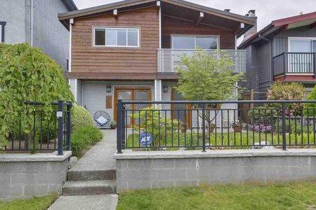 R2266114 - 2079 GRAVELEY STREET, Grandview VE, Vancouver, BC - House/Single Family