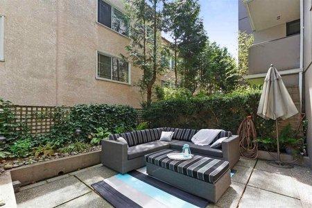 R2266217 - 101 1230 COMOX STREET, West End VW, Vancouver, BC - Apartment Unit